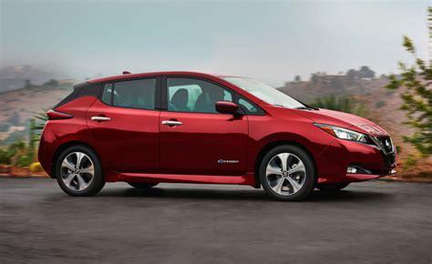 2019 Nissan Leaf Range by More Powerful 2019 Nissan Leaf Will 200 Mile Range