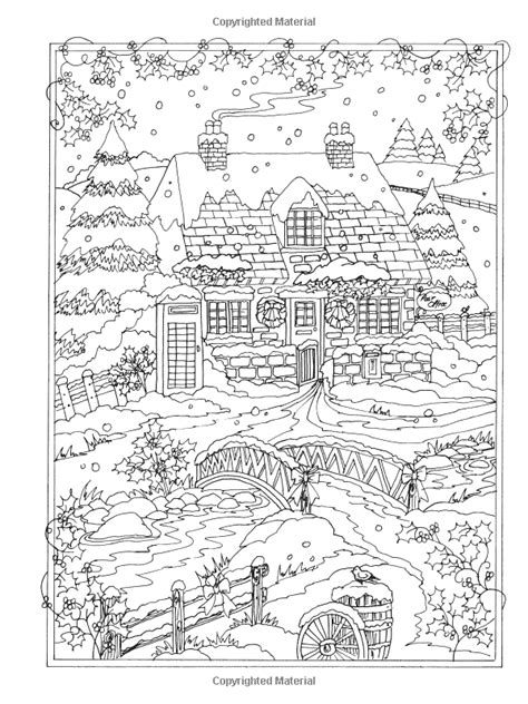 a coloring book for adults volume 1 books creative winter coloring book
