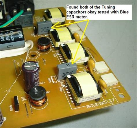 tuning capacitor repair tuning capacitor repair 28 images replacement wires for philharmonic tuning capacitor eh