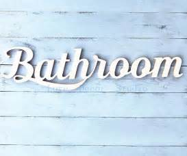 wooden words home decor aliexpress buy free shipping bathroom wooden sign