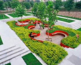 Landscape Architect by Tianjin Qiaoyuan Park By Turenscape Landscape Architecture