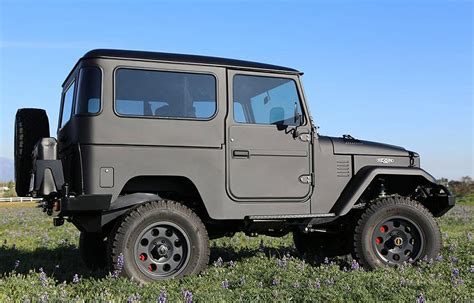 Toyota Icon Land Cruiser Fj40 Muted