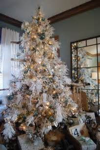 Home Decorated Christmas Trees Nest Full Of Eggs Holiday Ideas House