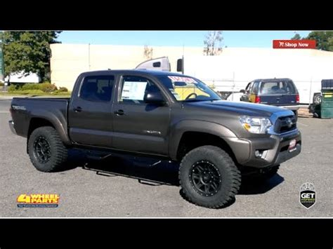 Build A Toyota Tacoma Truck Toyota Tacoma 2012 Build By 4 Wheel Parts Sacramento Ca