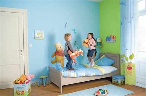 Bien Ambiance Chambre Bebe Garcon #2: Idée-Déco-Chambre-Bébé-Garçon-Pas-Cher-Inspirations-Avec-Chambre-Deco-Bebe-Garcon-Images-Deco-Chambre-Fille-Winnie-Bleu-Avec-Parure-Lit-Stickers-Lampe-Rideaux-Boite-Untitled-Garcon-Bebe-Et-Vert-Gris.jpg