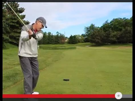 shawn clement swing plane arms falling down plane 1 in golf wisdom shawn clement