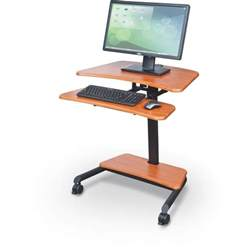 how appealing feeling when apply computer stand for desk