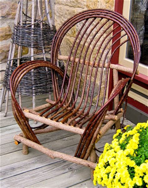 bent willow chair demonstration ely chamber of commerce