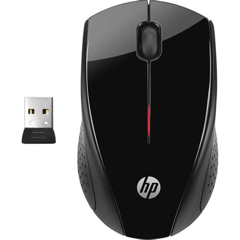 Mouse Hp X3000 by Hp X3000 Wireless Mouse Black H2c22aa Abl B H Photo