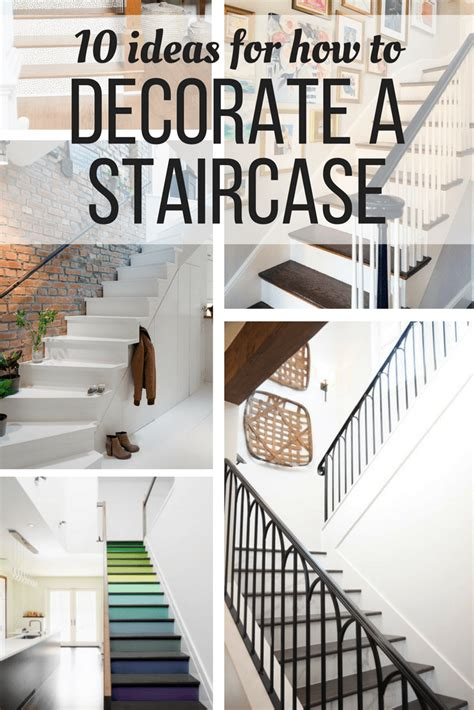 how to decorate our home how to decorate a staircase love renovations