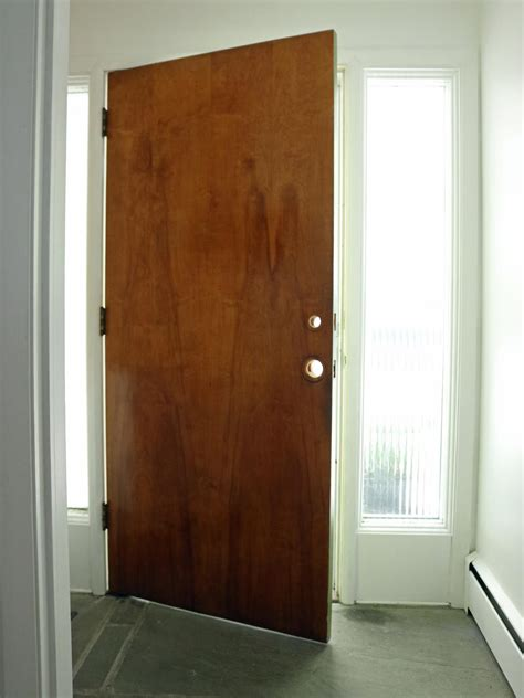 closet door covers update an interior door with vinyl adhesive wallpaper how tos diy