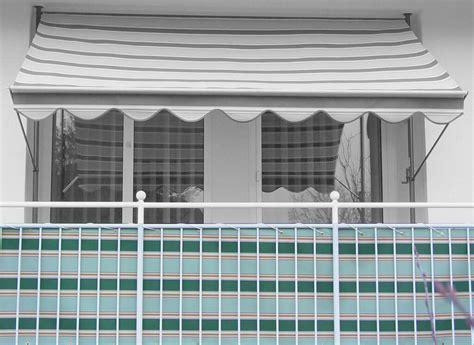 markisen paradies gutschein balkonbespannung 90 cm design 9100 gr 252 n