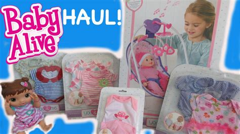 toys r us to me baby alive haul toys r us you me haul for baby alive
