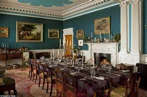 the dining room balmoral monarch of the glen highland estate has its multi million