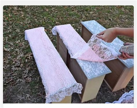 spray painting wood spray paint lace design on wood diy projects