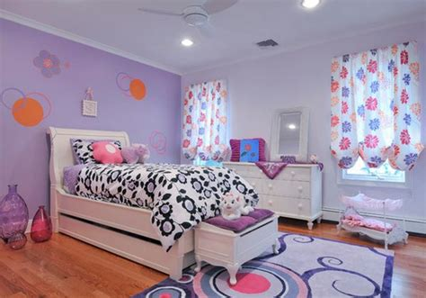childrens bedroom wall colours how to decorate a bedroom with purple walls