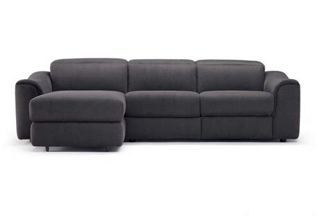 leather fabric or microfiber sofa attesa italian
