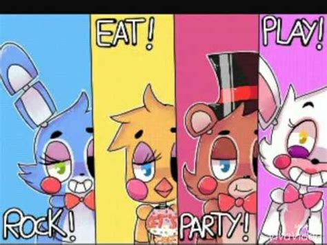 imagenes kawaii five nights at freddy s five nights at freddy kawaii youtube