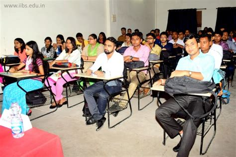 Average Age Of Mba Student In India by Inaugural Programme Of New Mba Batch At Iibs Kolkata Cus