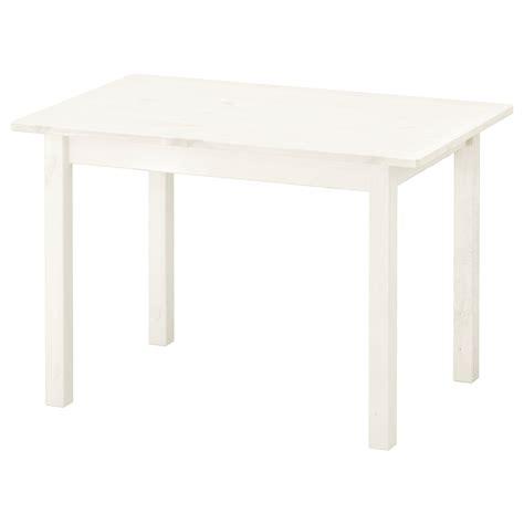 ikea white table sundvik children s table white 76x50 cm ikea