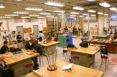 woodworking schools in teachers evergreen school