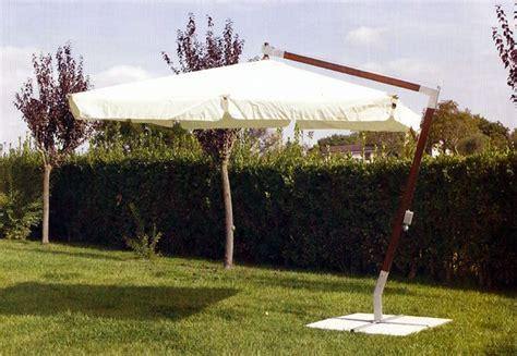 ombrelloni decentrati da giardino pratiko storeombrellone decentrato aster lusso mt 3x4