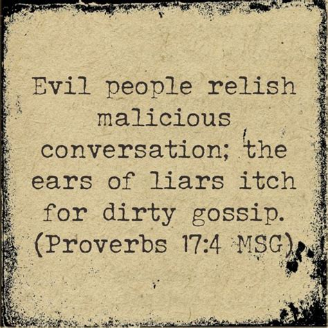 Gossipy Goodness by These Are Horrible Evil One Day They Will To