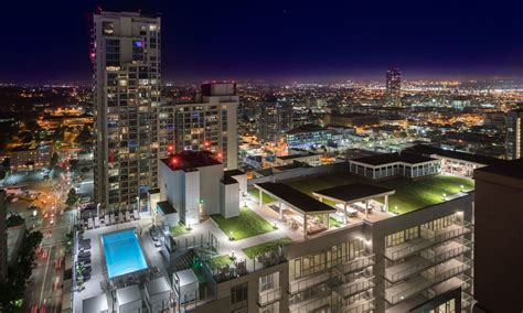 san diego appartments the rey downtown san diego ca apartments for rent in