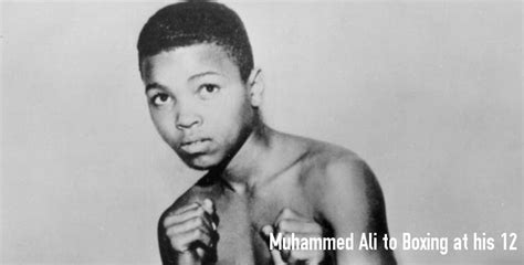 muhammad ali childhood biography muhammad ali childhood career net worth family home