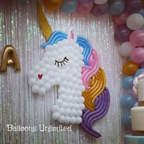 pin de sol tc en fiestas globos unicornio unicornios y globo