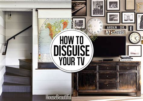 8 ways to hide a tv andrea s notebook