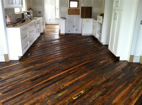The Magnificent Things You Can Do with Pallet Wood Floor