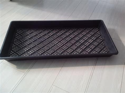 plastic planter tray pp seeding tray for sprout buy