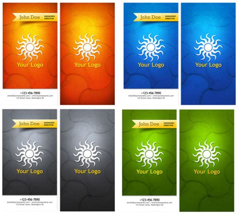 Direct To Card Templates by 35 Quality Business Card Design Templates For Free