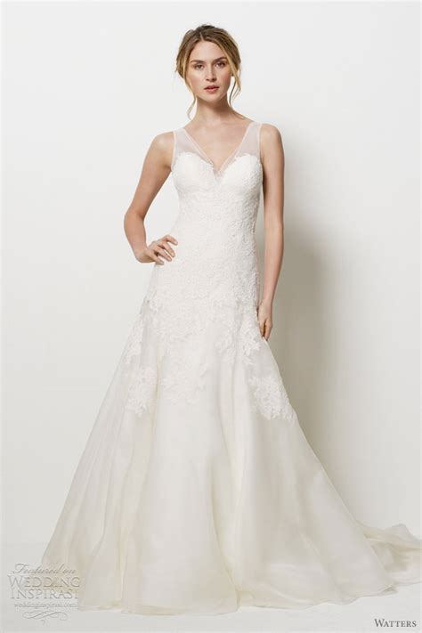 Wedding Dresses San Francisco by Watters Wedding Dresses Wedding Inspirasi