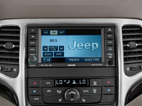 Jeep Sound System 2011 Jeep Grand Pictures Photos Gallery Green
