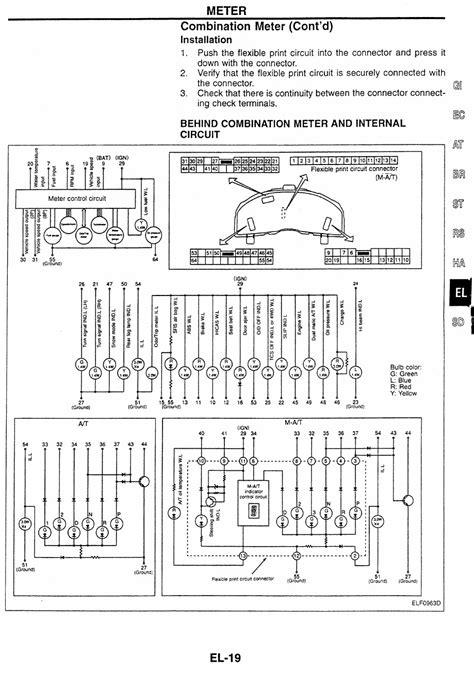 r34 gtt dash clutser wiring diagram general maintenance