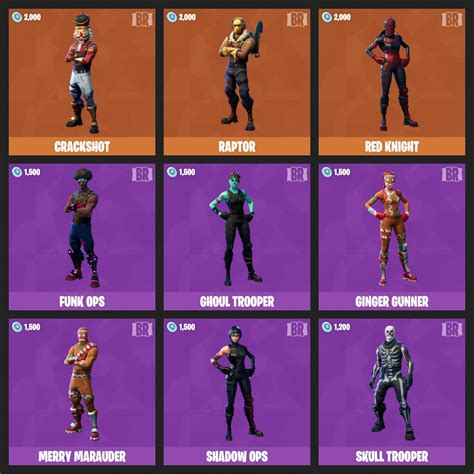 what fortnite skins are out fortniteintel fortnite news on quot what skins