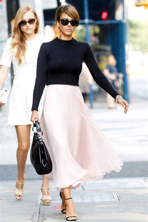 best ideas to wear high waisted skirts designers