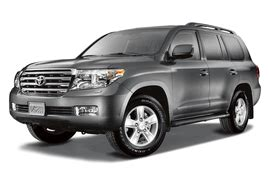 Toyota Land Cruiser Accessories Toyota Land Cruiser Accessories