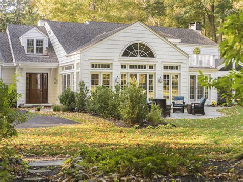 Darien Country Cottage by Darien Additions Traditional Exterior New York By