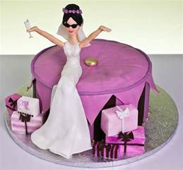 designer bridal shower cake designs