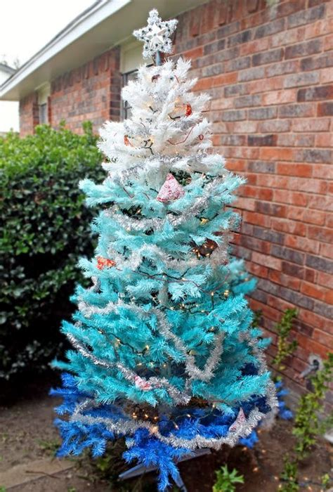 15 ombre trees and tree decor ideas shelterness