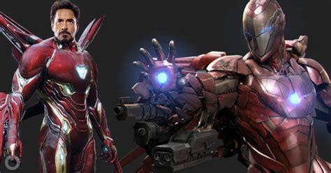 avengers endgame feature iron mans suit