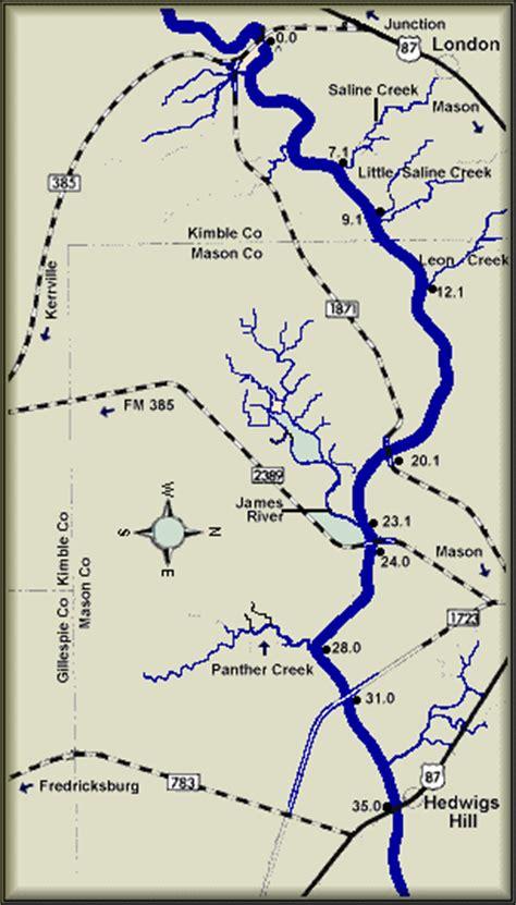 llano texas map llano river texas