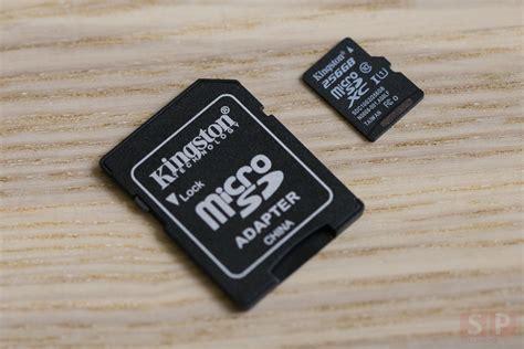 Micro Sd Gb review ร ว ว kingston micro sd card ความจ 256 gb เก บข อม ลจ ใจ ไม ม เต ม specphone