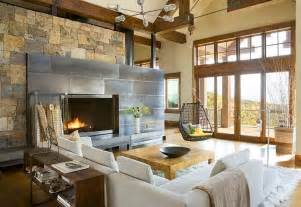 rustic interiors 30 rustic living room ideas for a cozy organic home
