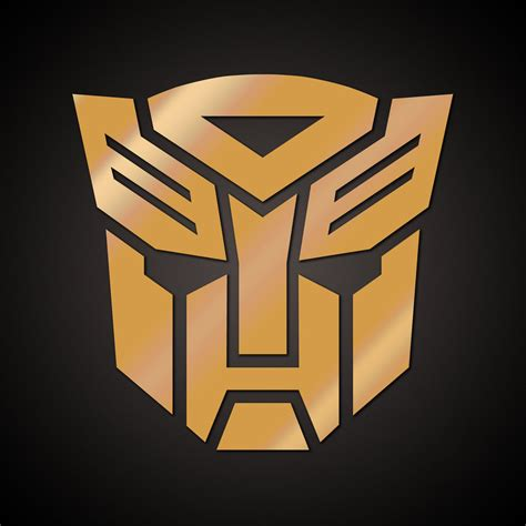Transformers Gold transformers autobot golden logo by freeco on deviantart