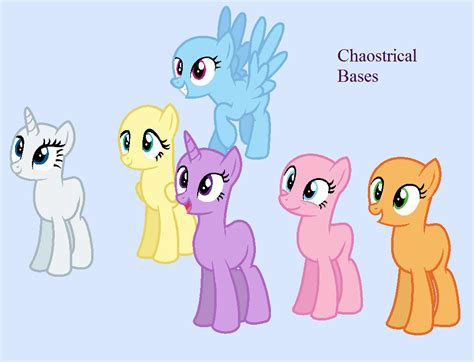 my little pony mane 6 base mlp mane 6 base ms paint www pixshark com images