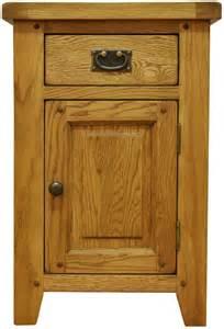buy alton oak cupboard with drawer small cfs uk
